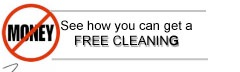 See How To Get Free Cleaning
